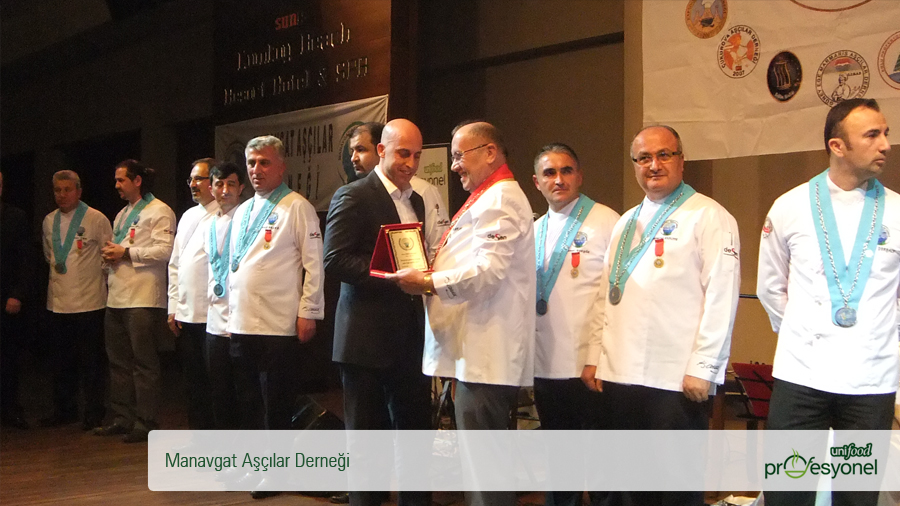 Manavgat Cooks and Chefs' association