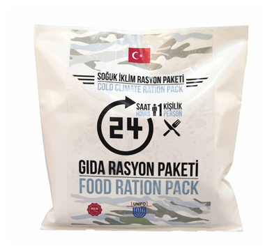 Cold Climate Ration Pack