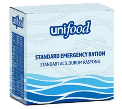 Standard Emergency Ration