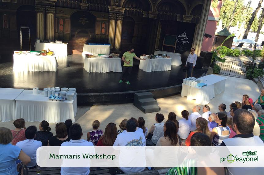 Marmaris Workshop